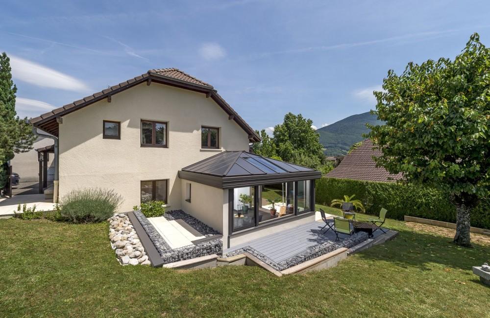 Vérandas, extensions et menuiserie aluminium à Annecy, Haute-Savoie ...