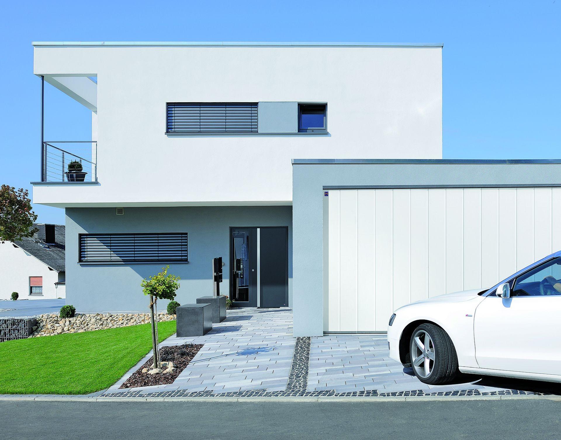 porte d 39 entr e et porte de garage aluminium annecy actuel veranda. Black Bedroom Furniture Sets. Home Design Ideas