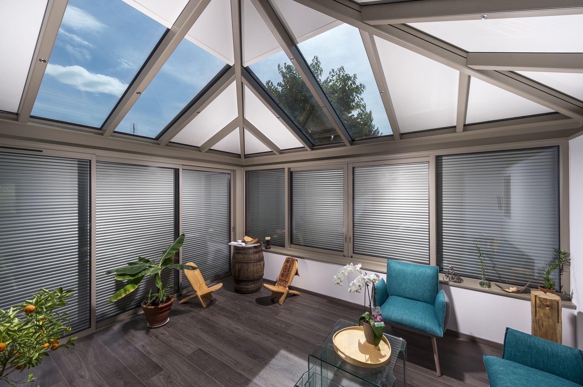 pose de volets roulants et bso en haute savoie actuel veranda. Black Bedroom Furniture Sets. Home Design Ideas