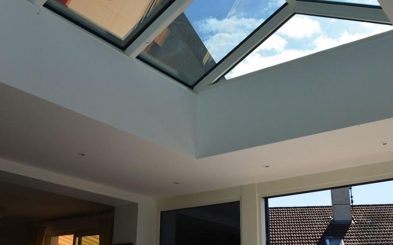 verriere de toit la verrire de toit u la meilleure option pour une maison ensoleille que la. Black Bedroom Furniture Sets. Home Design Ideas
