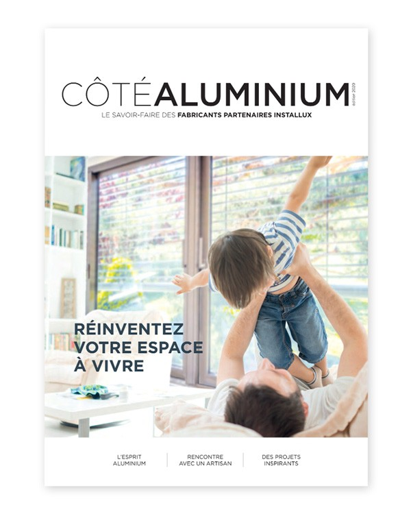 Catalogue Côté Aluminium